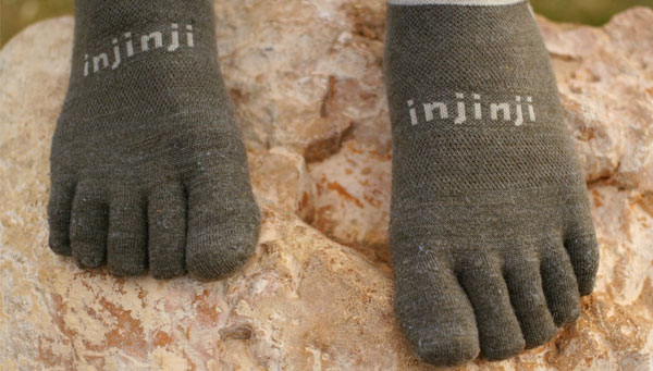 Injinji Toe Socks Ireland