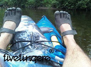 Minimalist Shoes Fivefingers for Water, Kayaking, Surfing