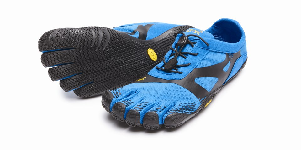 KSO EVO Blue Black Vibrams