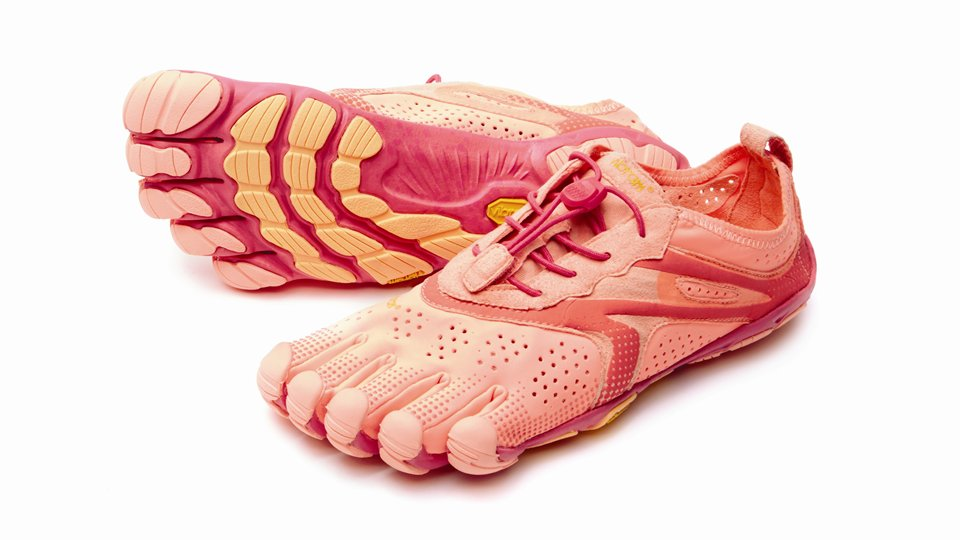 Vibrams for Running - Bikila Evo 2 Pink Red