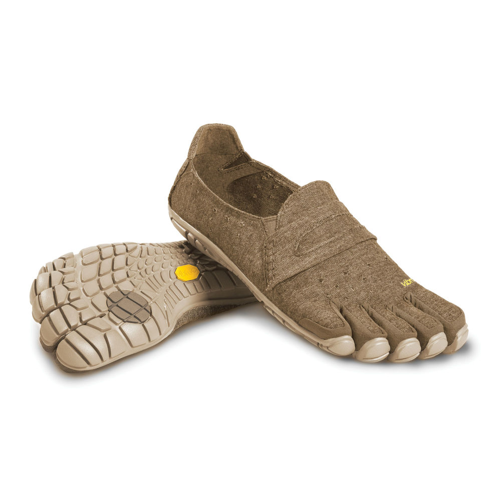 Men's CVT-HEMP Beige