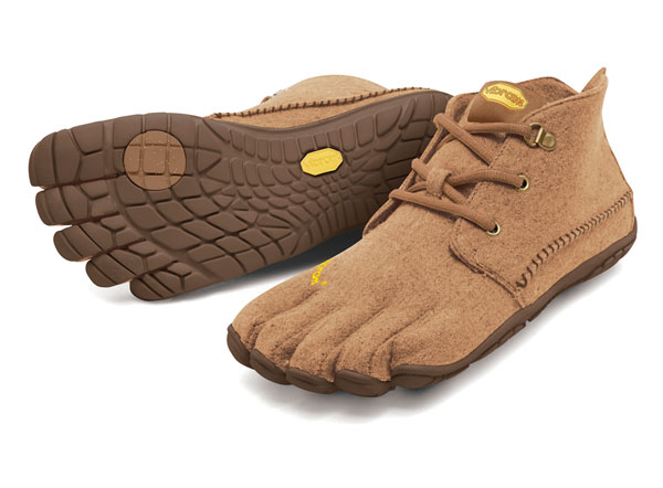 CVT Wool Caramel Casual Vibrams Ireland