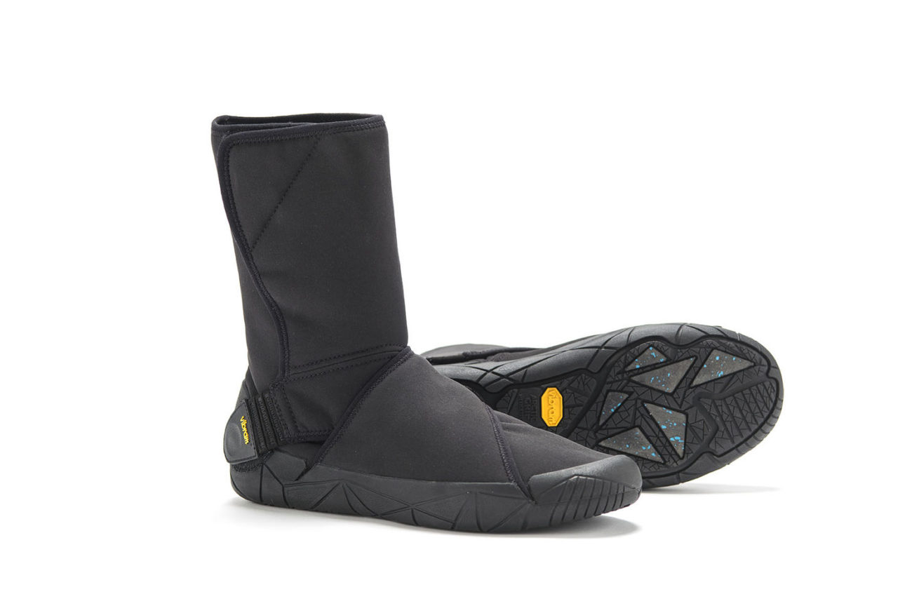 New Furoshiki New Yorker mid-boot (Vibram Arctic Grip)
