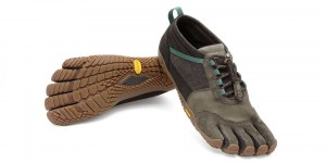 Trek Ascent LR Caramel/Brown/Green Vibram Fivefingers Ireland