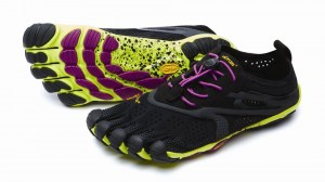 Bikila Evo 2 Black Yellow Purple for Running
