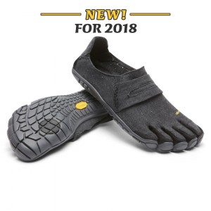 Casual Vibrams CVT - WOOL Navy / Grey