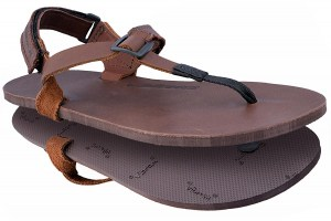 Shamma Sandals Super Browns Cowhide Leather Ireland
