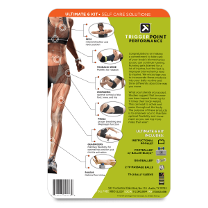 TriggerPoint Ultimate 6 Kit for Runners