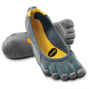 Classic Stormy Sea / Agate / Silver Womens Vibram Fivefingers